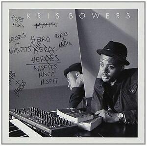 Kris-Bowers-Heroes-Misfits-CD-2014-NEW-amp-SEALED