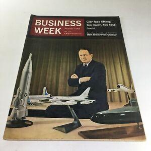 Business-Week-Magazine-Dec-7-1963-Roger-Lewis-of-General-Dynamics