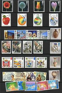 1987 YEAR SET MNH BELOW FACE VALUE MORE LISTED