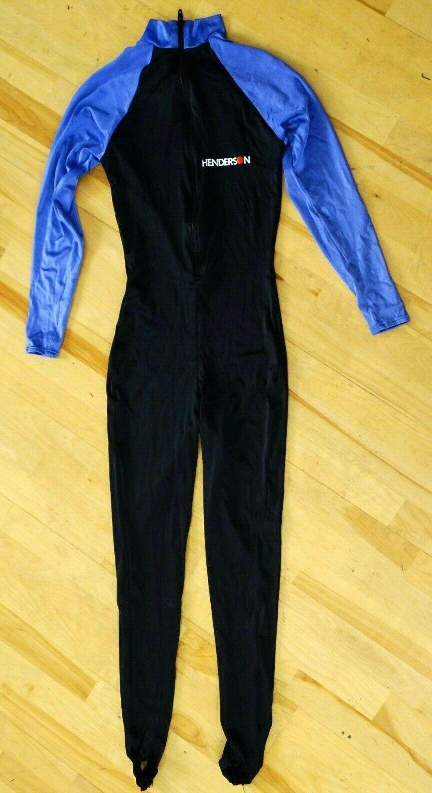 Henderson UV Shield Lycra Dive Skin Body Suit Scuba Stretch Size Medium Unisex