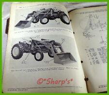 John Deere 1020 2020 47 Farm Loader Parts Catalog Pc965 Dealership Copy