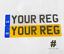 GB-STANDARD-MOT-UK-Road-Legal-Car-Van-Trailer-Reg-Registration-Number-Plates thumbnail 1