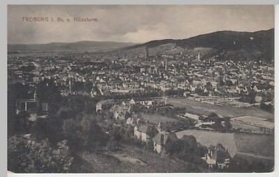 (104344) Ak Freiburg I.br., Gesamtansicht Vom Hildaturm, 1910/20er