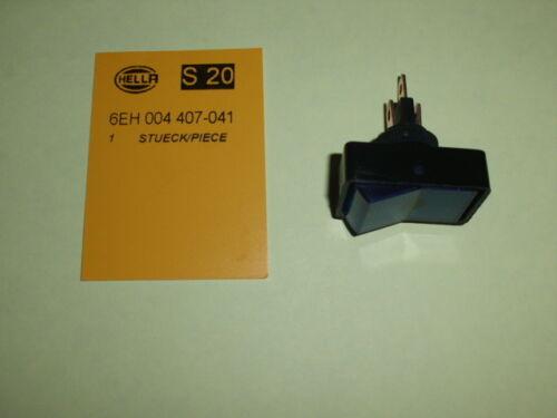 2 unidades interruptor basculante un encendido//apagado original hella 6eh 004 407-041