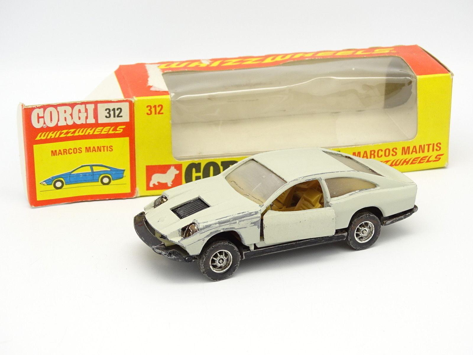 Corgi Toys SB 1 43 - Marcos Mantis 312 + Box