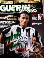 Guerin Sportivo 41 1997 Super Pippo Inzaghi - Gramellini racconta Meron  [GS.33]