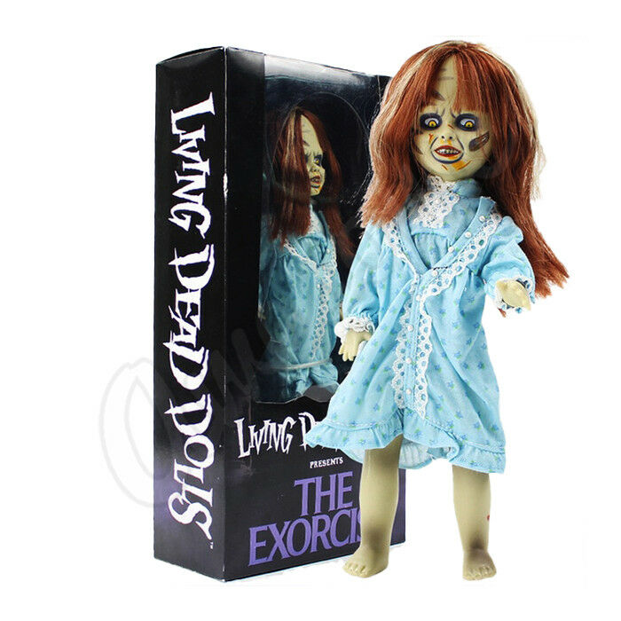 MEZCO Living Dead Dolls Presents The Exorcist 9.8  Horror Movie Action Figure