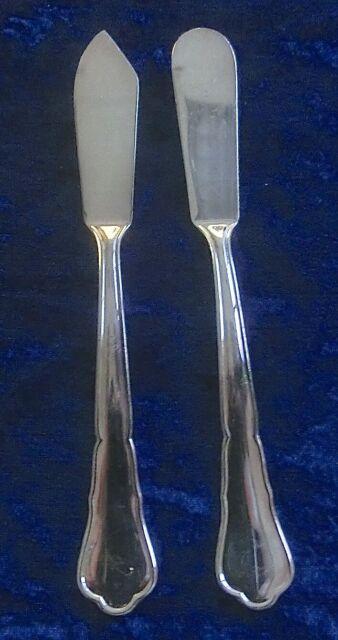 Drache Rocroni S Chippendale Salatbesteck Salat Besteck Suprasil Nr.4857//01.20k