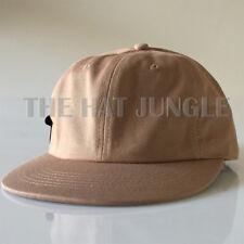 item 1 Plain Unstructured Dad Hat Adjustable Buckle Strapback Cap Flat Bill  Low Profile -Plain Unstructured Dad Hat Adjustable Buckle Strapback Cap  Flat ... 3675fa61e34