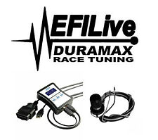 Chevrolet GMC Duramax LBZ 6.6L 2006-2007 EGR DPF Delete Kit EFI Live Tuner DSP5