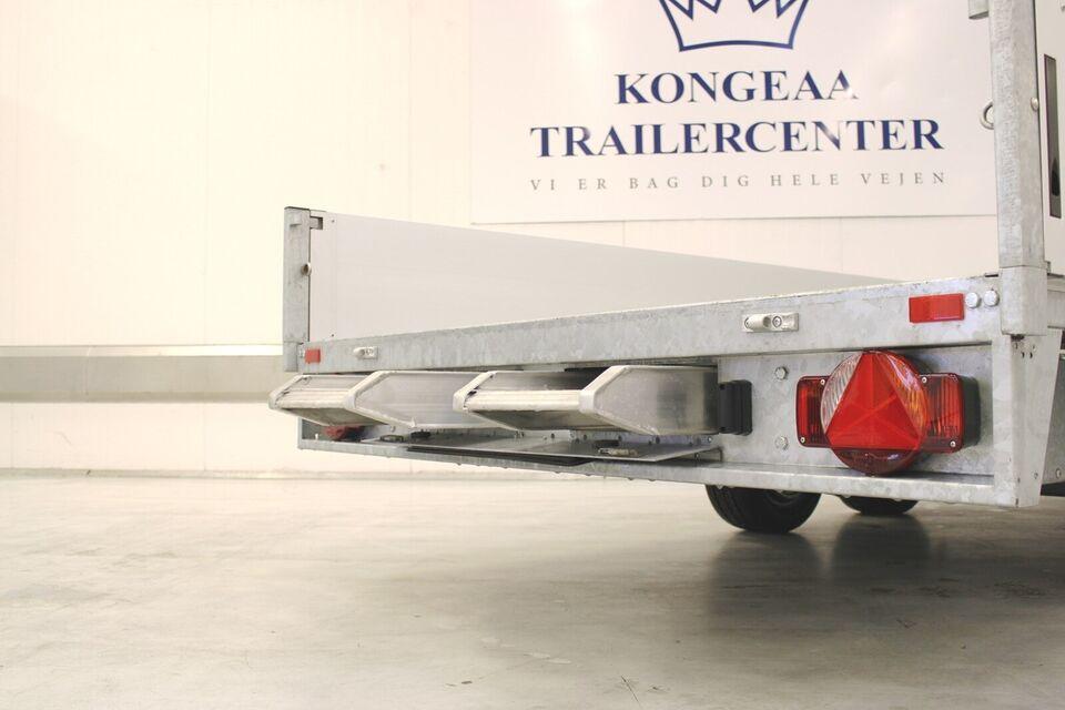 Ladtrailer Humbaur HN 304118, lastevne (kg): Humbaur HN