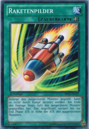 BP02-DE157 Raketenpilder  Common  1.Auflage Neu