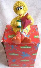 Sesame Street Big Bird Ceramic Figure, 1994, MIB! Enesco, Jim Henson