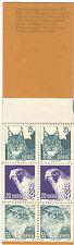Svezia / Sweden 1973 Libretto Protezione degli animali Fauna MNH