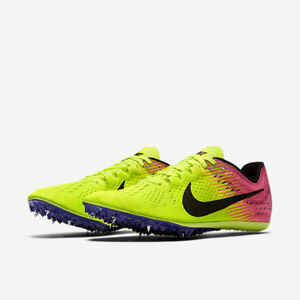 size 40 df765 ad8be Image is loading Nike-Zoom-Victory-3-Sprint-Track-amp-Field-