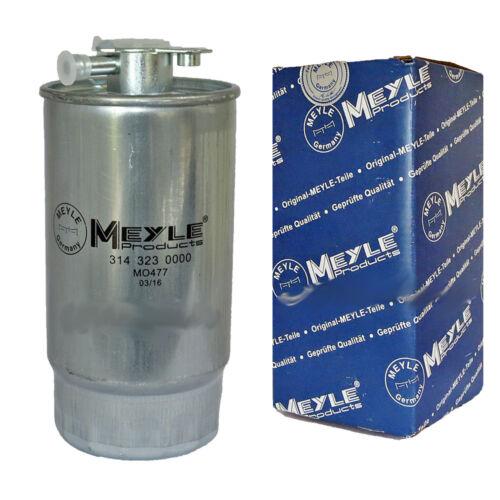 Meyle Carburante Filtro Filtro Diesel BMW 5er e39 520d 136 CV 525d