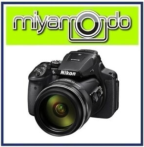 Nikon CoolPix P900 Digital Camera + 16GB + Case