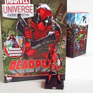 Deadpool Figurine Collection #3 Marvel Universe