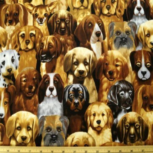 Les chiens en bottes Michael Searle collection 100/% coton toile