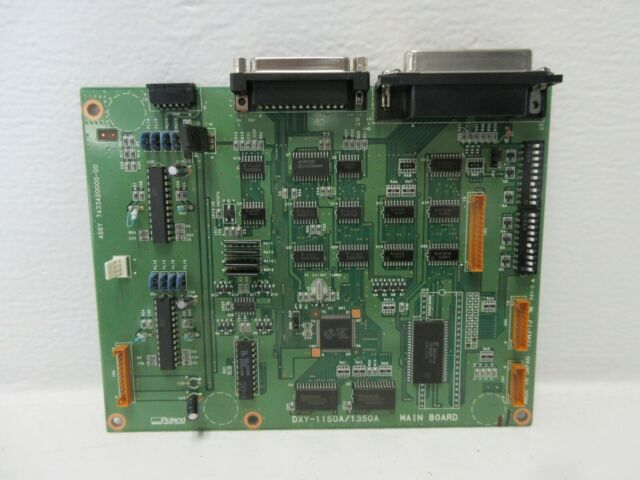 ROLAND DIGITAL GROUP 7433420000-00 USED DXY-1150A/1350A MAIN BOARD  743342000000