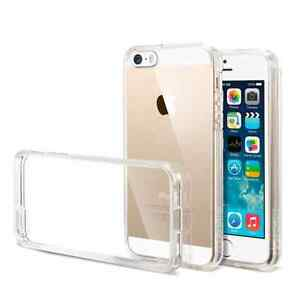 iPhone-5-5S-SE-Transparent-Case-Clear-Soft-Extra-Thin-Flexible-TPU-Cover