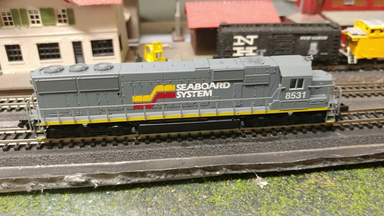 N Scale DCC ATLAS SD 60 Locomotive
