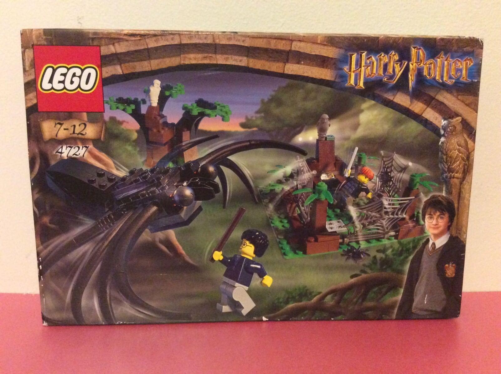 Lego HARRY POTTER Aragog (Chamber of Secrets) - BRAND NEW & SEALED