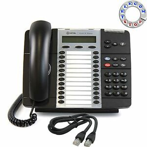 Mitel-5224-VoIP-IP-Dual-Mode-Telephone-Inc-Warranty-Free-UK-Delivery
