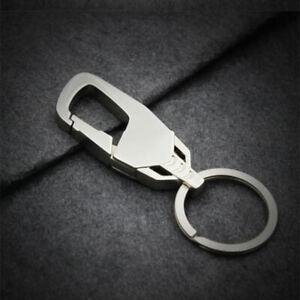 Fashion Men Creative Alloy Metal Keyfob Car Keyring Keychain Key Chain Ring Gift