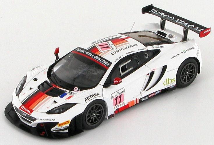 clásico atemporal McLaren MP4-12C    11 Spa 24hrs 2013 1 43 - SB062  A la venta con descuento del 70%.