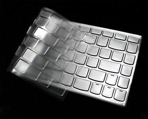 TPU Clear Keyboard Protector Cover For 14