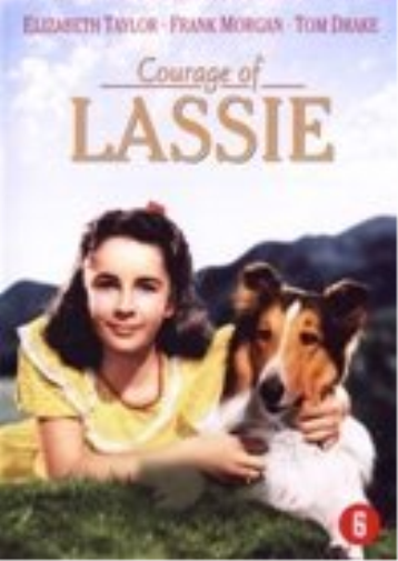 Courage Of Lassie [Region 2] - Dutch Import (US IMPORT) DVD NEW