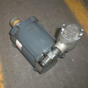 General electric 1 3hp 230 460v 1 2 60a ac explosion for Leeson explosion proof motor
