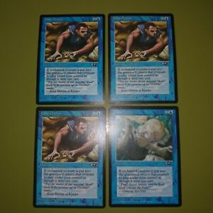 False-Demise-x4-Alliances-4x-Playset-Magic-the-Gathering-MTG