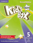 Kid's Box American English Level 5 Workbook with Online Resources by Michael Tomlinson, Caroline Nixon (Mixed media product, 2014)