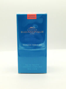 Comptoir-Sud-Pacifique-Vanille-Abricot-Brand-New-Plastic-Wrapped-3-3-fl-oz