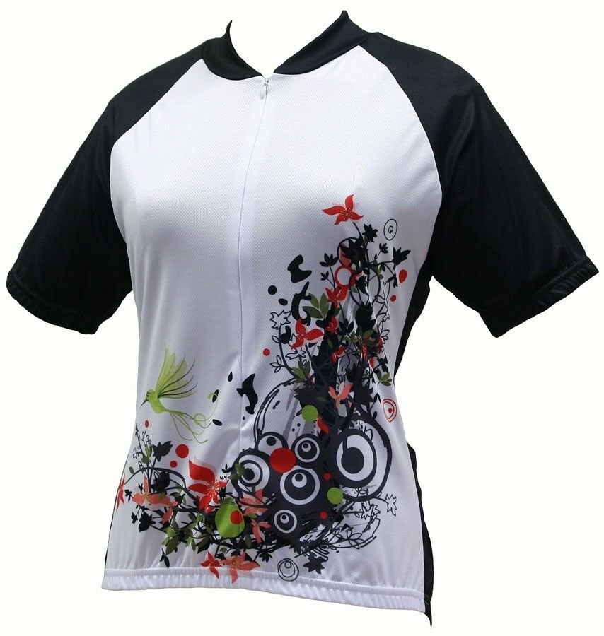 World Jerseys Ladies Himmingbird Cycling Jersey  Small