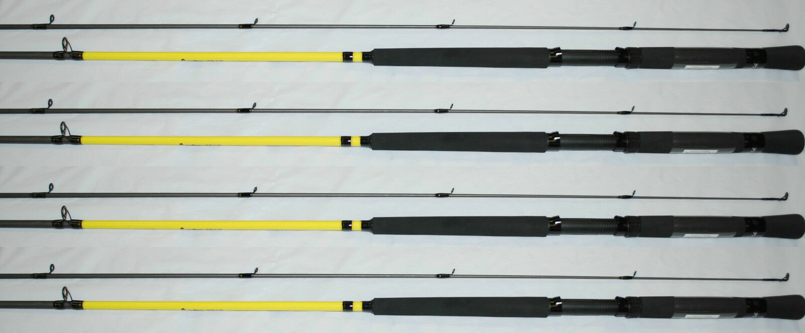 LEWS MR. CRAPPIE SLAB DADDY 14'  CRAPPIE FISHING POLES SDL14-2 (1 SET OF 4)  brand on sale clearance