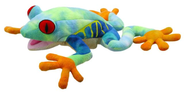 The Puppet Company - Large Creatures - Tree Frog Puppet