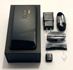 Samsung-Galaxy-S9-Plus-G965U-T-Mobile-AT-amp-T-Sprint-Verizon-Carrier-Unlocked