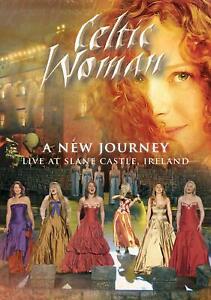 CELTIC-WOMAN-A-NEW-JOURNEY-LIVE-AT-SLANE-CASTLE-IRELAND-PAL-DVD-SBS-NEW