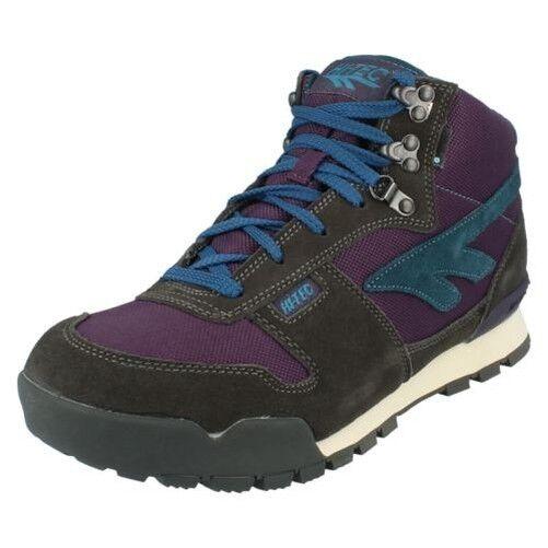 Hi-Tec Ladies Waterproof Walking Ankle Boots Sierra Lite Original