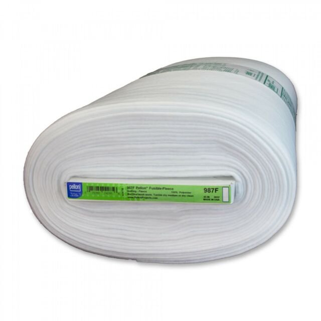 Pellon Fusible Fleece 987F Interfacing 45