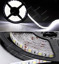 4x 50cm LED BLANCHE BRILLANTE BANDE ECLAIRAGE VERRE ARMOIRE étagère
