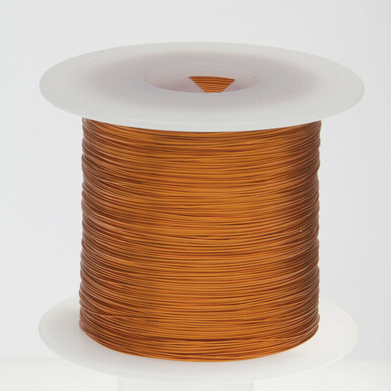 20 AWG Gauge Bare Copper Wire Buss Wire 500' Length 0.0320  Natural