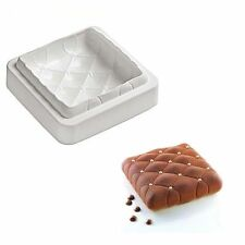 HOT! Silicone Regal Shape Molds For Mousse Brownie Chiffon Cake Mold Decorating
