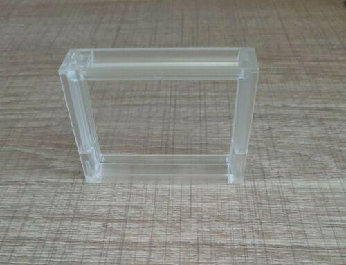 playmobil vitre fenêtre transparente 6 x 4.5 cm hôpital 4404