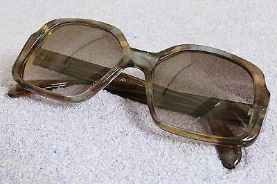 Qualità Al 100% Originale 70er Schubert Vintage Occhiali Da Sole Donna Nuovo! Modello 120 Sunglasses-mostra Il Titolo Originale