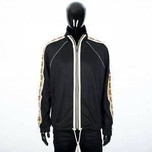 GUCCI-1600-Oversize-Technical-Jersey-Jacket-With-Interlocking-G-Stripe