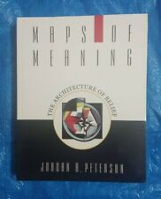 Maps of Meaning: The Architecture of Belief by Jordan B. Peterson (1999, Paperback)